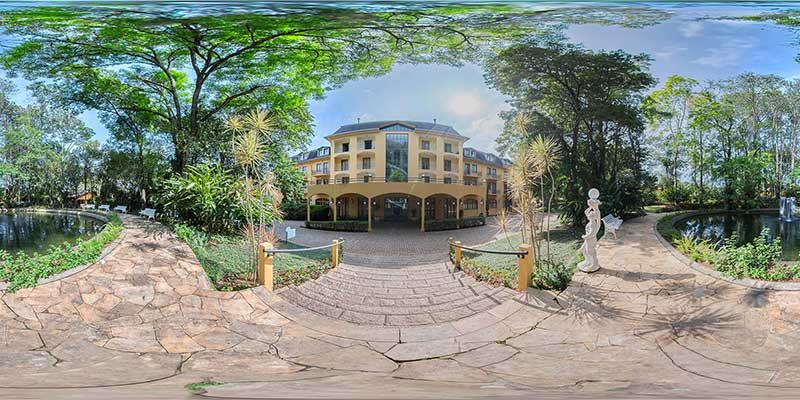 Especialista em tour virtual 360° do Google – Resort Paradies